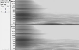 spectogramLog